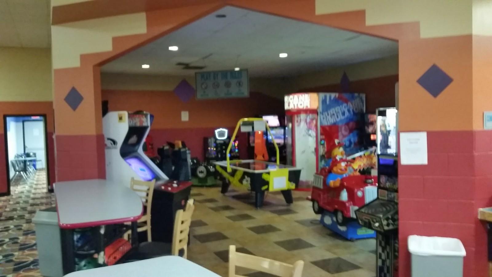 Bowling Alley In Hampton VA